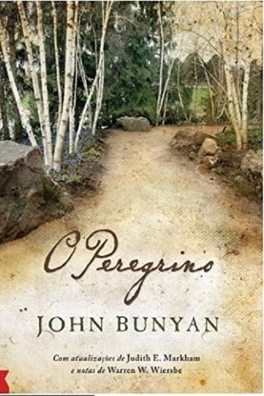 O Peregrino Livro John Bunyan Nova Edição Com Notas Rodapé
