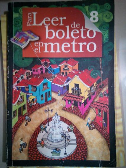 C4 Para Leer De Boleto En El Metro, 8
