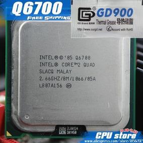 Core 2 Quad Q6700 Melhor Q6600,e8400,q9400+pasta(=mx 4)