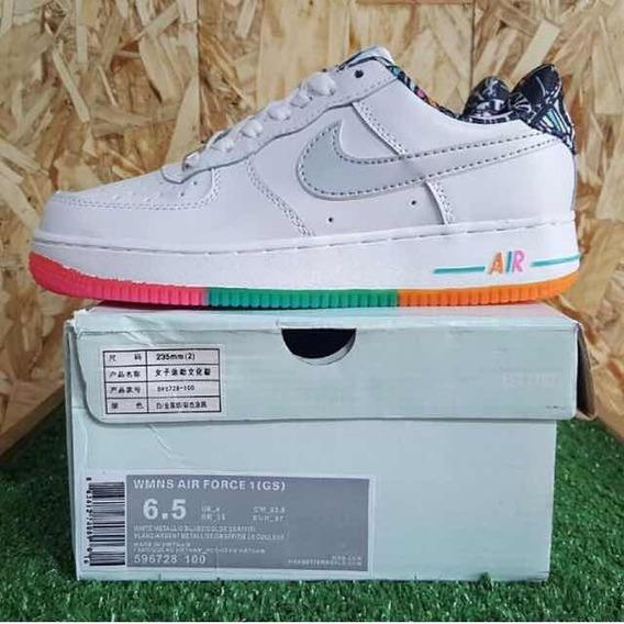 Caja Nike Air Force One Ropa y Accesorios Nuevo en Mercado