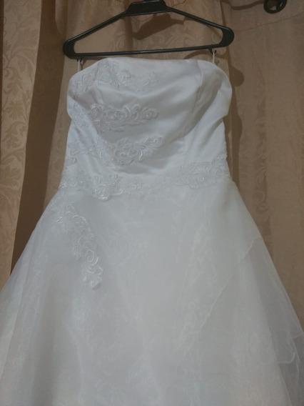 Vestido Novia Casa Blanca