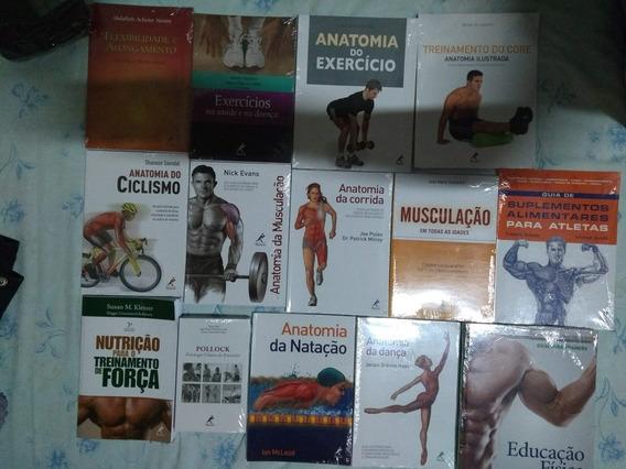 Livros De Educação Física Lacrados