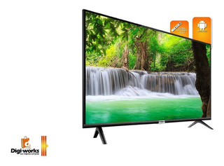 Tcl Smart Tv 40 Full Hd Android Incluido Iva