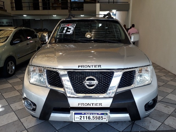 Nissan Frontier Sl 2.5 Td Cd 4x4 (aut) Diesel Manual