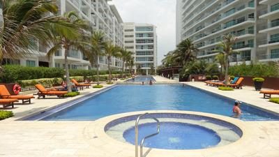 Alquiler Apartamento 2 Habitaciones Por Dias, En Cartagena