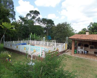 Chacara Residencial Em Atibaia - Sp, Colinas Verdes - Ch00705