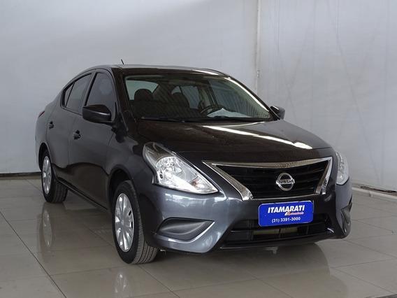 Nissan Versa 1.6 16v Sv (7614)