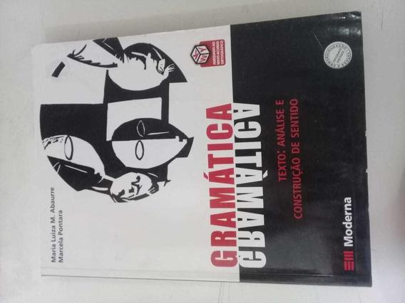 Livro Gramática Texto Análise E Construção De Sentido