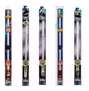 Lightsaber Hasbro Ultimate Fx Star Wars Sable De Luz