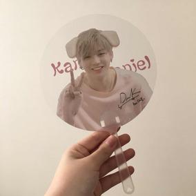 Abanador/ Fan Kpop Daniel Wanna One Pronta Entrega Kpop