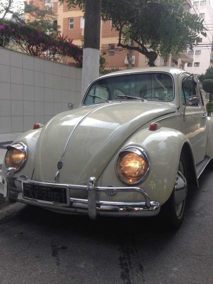Volkswagen Fusca 1961