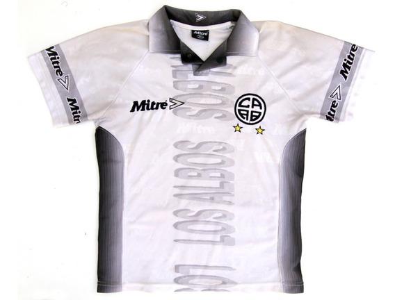 Camiseta All Boys Original, Mitre, 2000/01