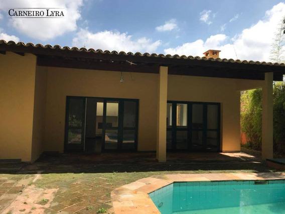Casa Residencial Para Venda E Locação, Cidade Jardim, São Paulo. - Ca0296