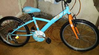 Bicicleta Decathlon B
