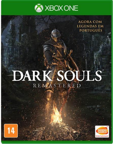 Dark Souls Remastered Xbox One Mídia Digital!