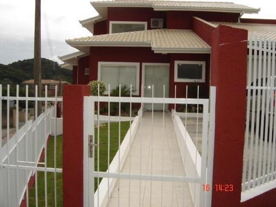 Casa Residencial À Venda, Centro, São Francisco Do Sul - Ca0280. - Ca0280