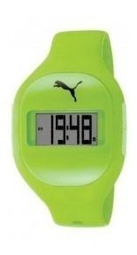 Reloj Puma Verde Digital