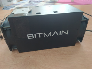 Combo Minero Bitcoin Bitmain Antminer S3 Con Fuente 1200w