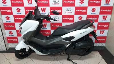 Yamaha Nmax 160 Branca 2018