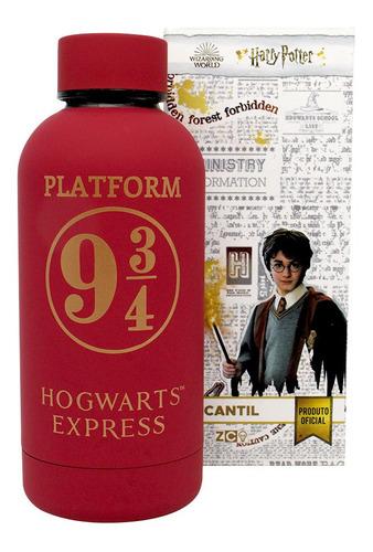 Imagem 1 de 1 de Cantil Max Harry Potter 9 3/4