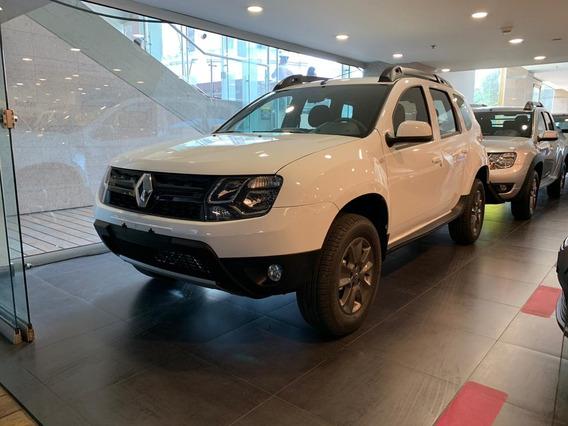 Renault Duster Full Pública 2020 0km Con Trabajo