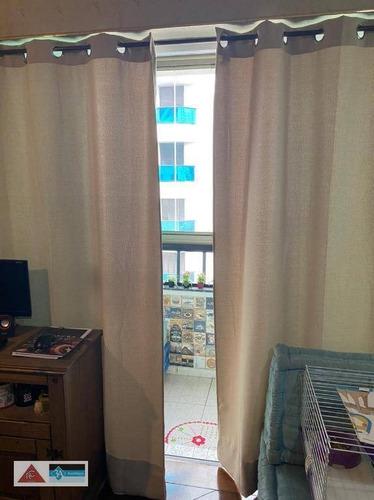Imagem 1 de 27 de Apartamento Com 2 Dormitórios À Venda, 70 M² Por R$ 550.000 - Jardim Anália Franco - São Paulo/sp - Ap6647