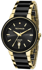 Relógio Technos Fem. Ceramic/sapphire Analógico 2115krs/4p