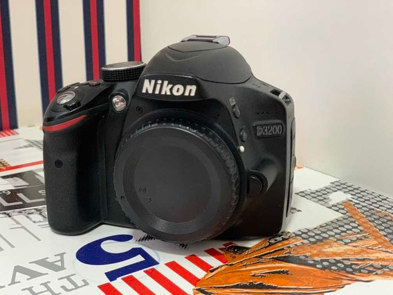 Kit Nikon D3200 + Lentes + Flash