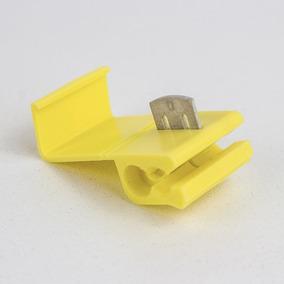 Conector De Derivação Tap Link Amarelo Sp5 - Kit Com 500 Un