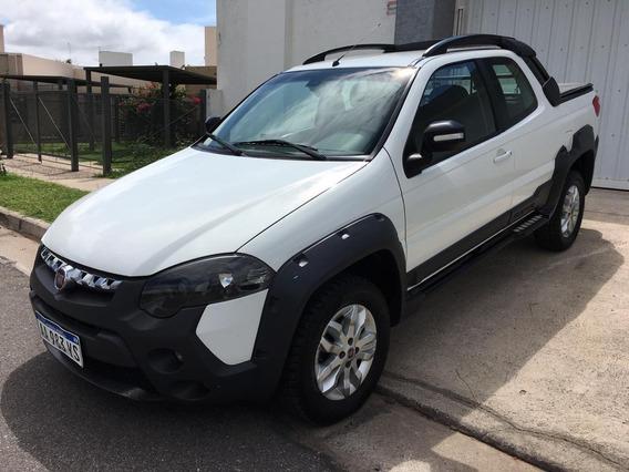Fiat Strada Adventure Adventure Locker