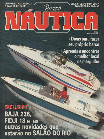 Náutica Nº56 Baja 236 Fidji 18 Itapema 18 H3+ Mares 30