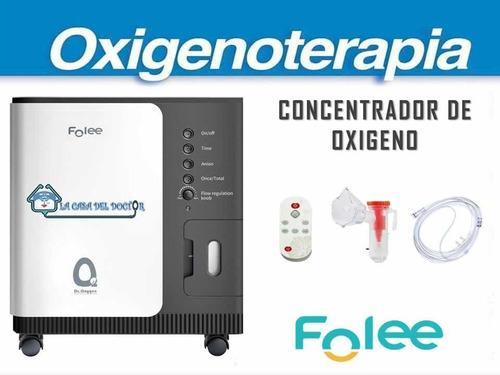 Concentrador De Oxígeno Nuevo Con Garantia