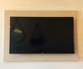 Tv Led Samsung Smart 50 - Falla Pantalla, Parte Superior