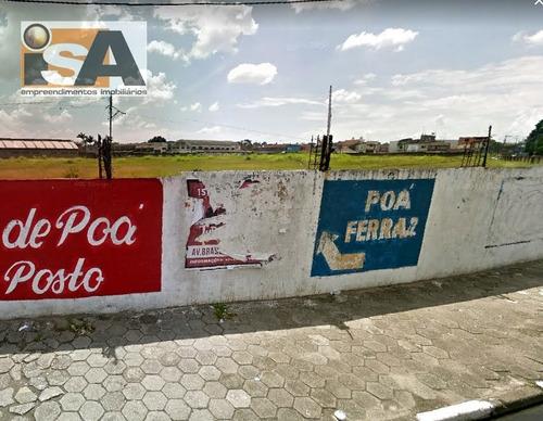 Área/terreno Em Vila Bandeirantes  -  Poá - 2839