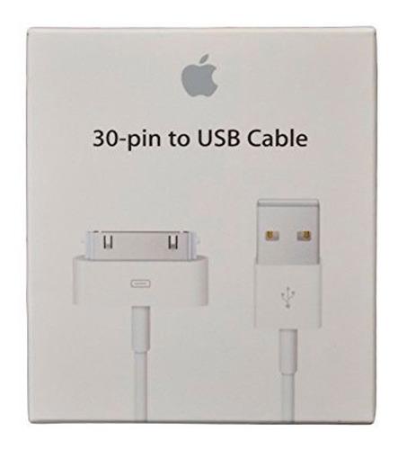 Cable 30-pin Apple iPhone 4 Original 4 4s iPad  | Maxtech