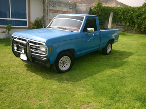 Ford Ranger Pick Up 1984 - Estandar -clasica ( $38 A Tratar)