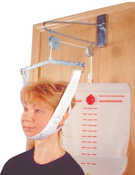 Set De Tracción Cervical Marca Drive Medical