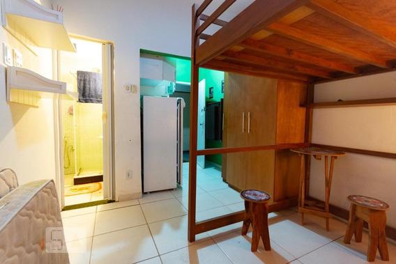 Apartamento Para Aluguel - Leblon, 1 Quarto, 36 - 893117257