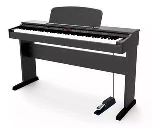 Piano Electrico Digital Ringway Rp120 Mueble Original Pedal