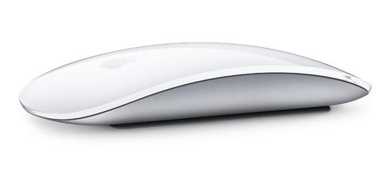 Magic Mouse 2 Apple Prata Mla02 Original + Nota