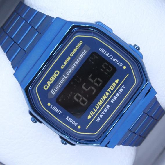 En Azul Mercado Reloj Vintage De México Casio Pulsera Libre E9WDI2HY