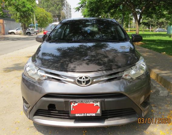 Toyota Yaris Gli 1.3 Mt