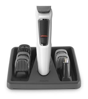 Barbeador Aparador De Pelos Multigroom 7 Em 1 Mg3721 Philips