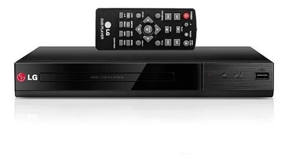 Dvd Player LG Dp132