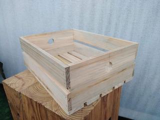Bandeja-caja De Madera 23x33x10( Mercado Envíos)