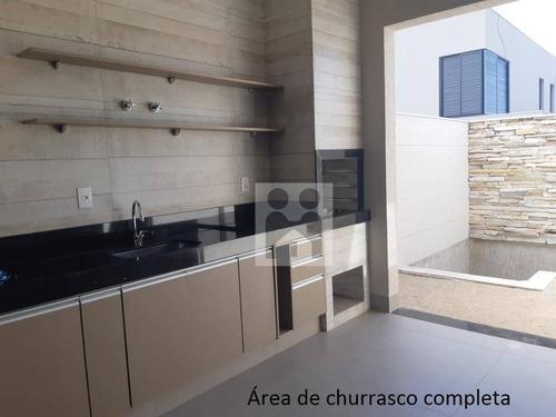 Imagem 1 de 10 de Casa Com 3 Dormitórios À Venda, 155 M² Por R$ 890.000,01 - Recreio Das Acácias - Ribeirão Preto/sp - Ca0563