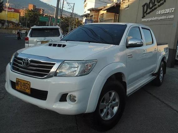 Toyota Hilux 3.000cc 2013