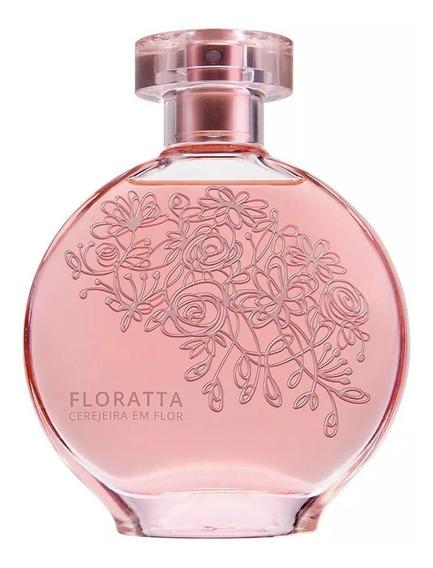 Perfume Florata Cerejeira Em Flor,baton Intense 330, Brind Match Nutriçao