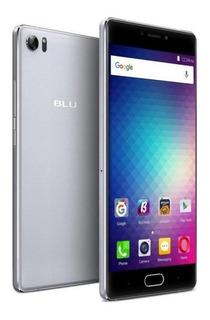 Smartphone Blu Pure Xr Dual Sim Lte Tela Fhd 5.5 Cinza Eu