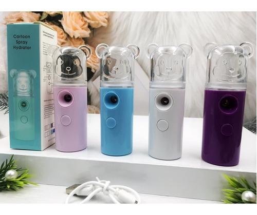Spray Nano Vaporizador Humificador Desinfectante Portátil